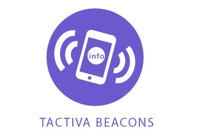 Tactiva eBeacons